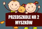 Logo Przedszkole Nr 2 w Myszkowie